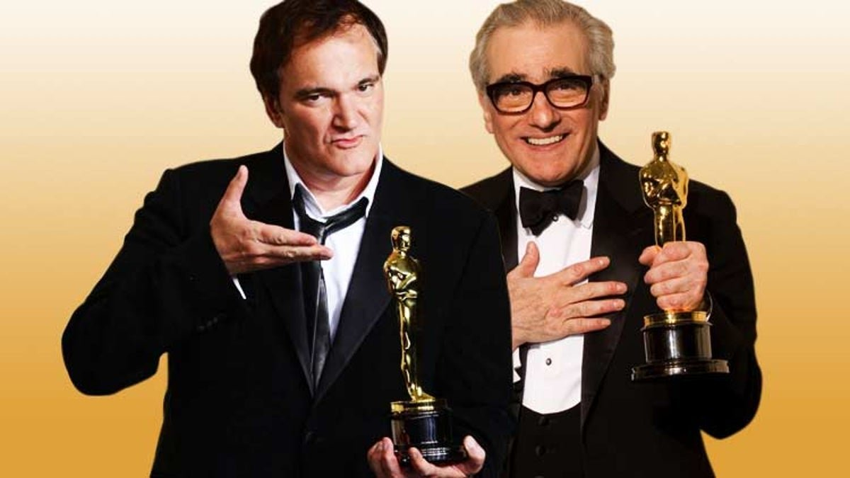 QUENTIN TARANTINO or MARTIN SCORSESE: WHO CAN DIRECT YOUR LIFE?